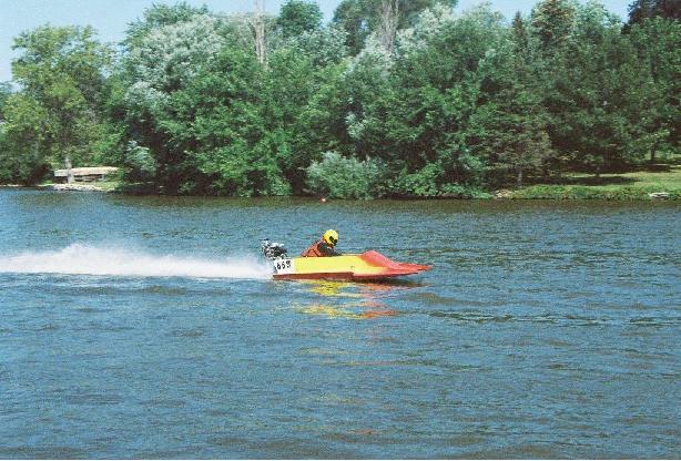 2013 Boat Racing in Neosho