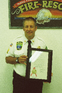 Fire Department Proclamation